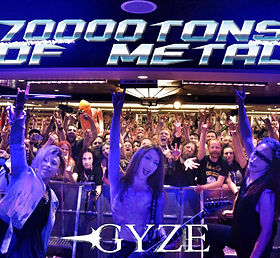 GYZE 70k tons of metal