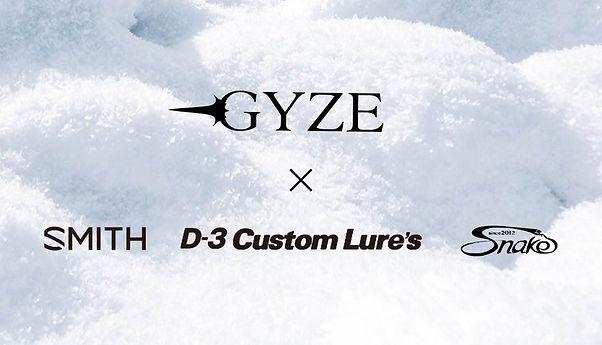 GYZE smith d3 snake lures