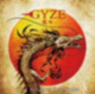 GYZE_龍吟 the rising dragon album cover art