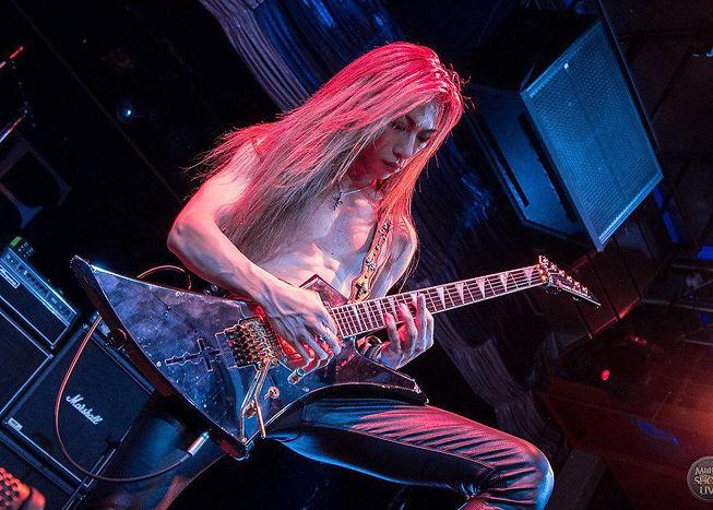 GYZE Ryoji Jackson guitars