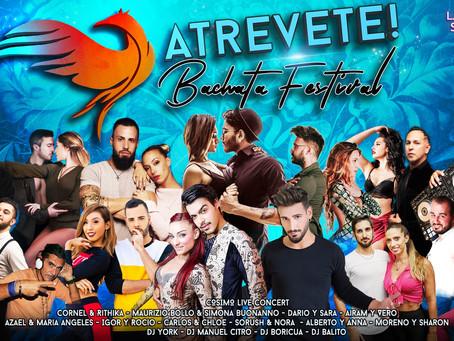 Atrevete Bachata Festival 2019