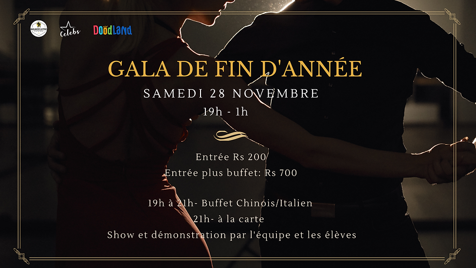 Gala de fin d'annee_cover facebook event
