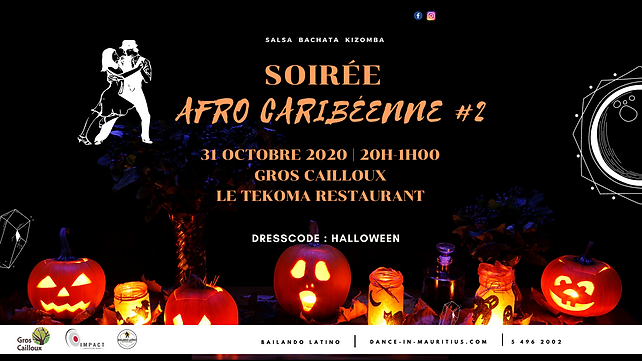 Copy of Soiree afro carribeene Facebook