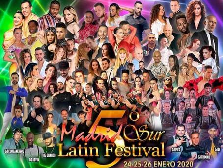 Madrid Sur Latin Festival 2020