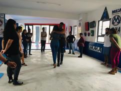 Cours de Kizomba à Quatre Bornes (2019)