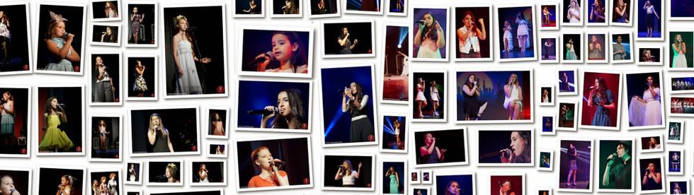 молодые певцы