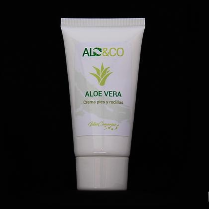 Crème pour les pieds et les genoux - Crema pies y rodillas - 50 ml