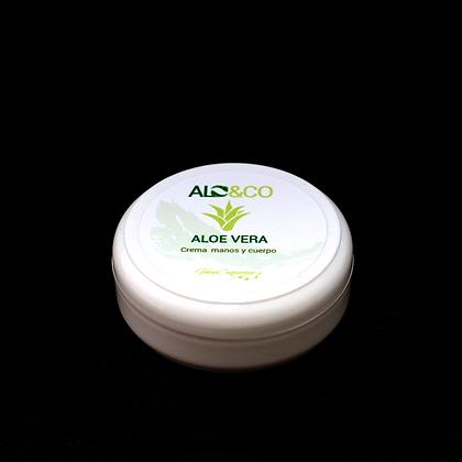 Crème pour les mains et le corps - Crema manos y cuerpo - 50 ml