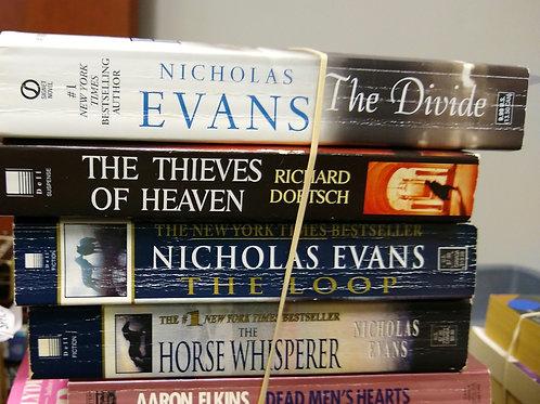 Nicholas Evans