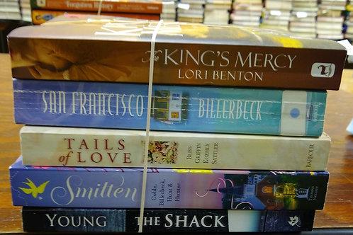 Benton, Billerbeck, Bliss, Goble, Young