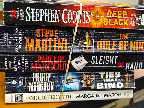 Coonts, Martin, Margolin, Maron