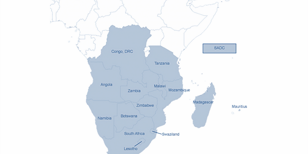 Online Training: Regulatory requirements of Specific SADC & Other Africa countries