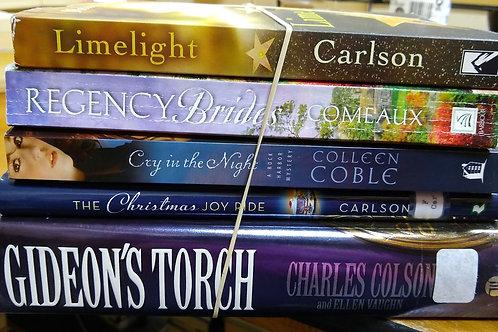Carlson, Coneaux, Coble, Colson, Carlson