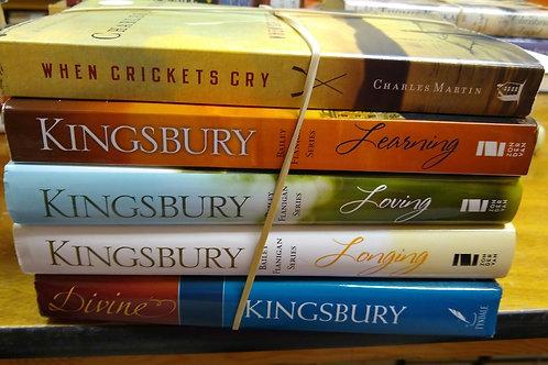 Kingsbury, Martin