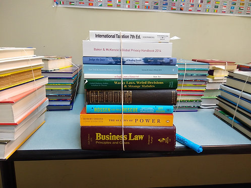 Reference reading law business law