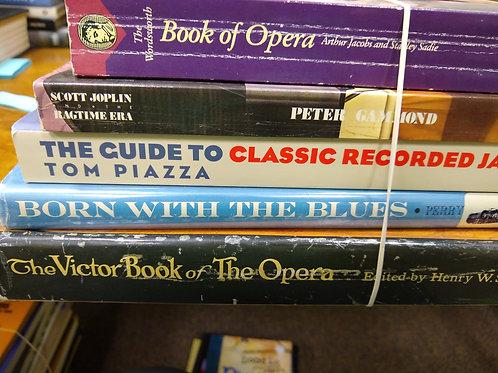 Arts Opera jazz the blues