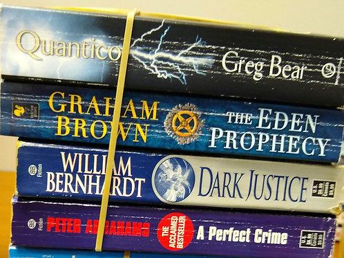 Bear, Brown, Bernhardt, Abraham's,