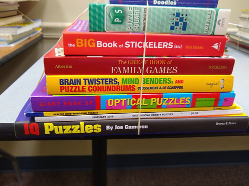 recreation sports puzzles
