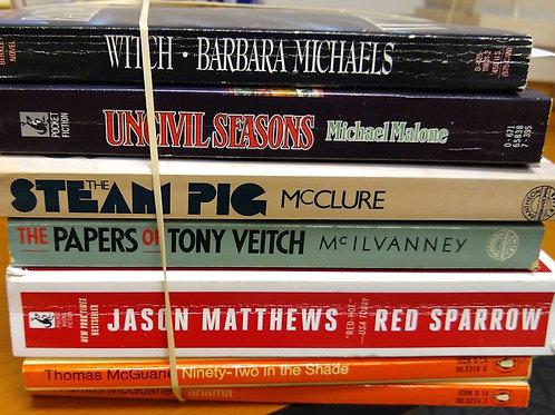 Michaels, Malone, McClure, Matthews, McGuane