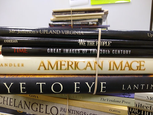 Arts photography books
