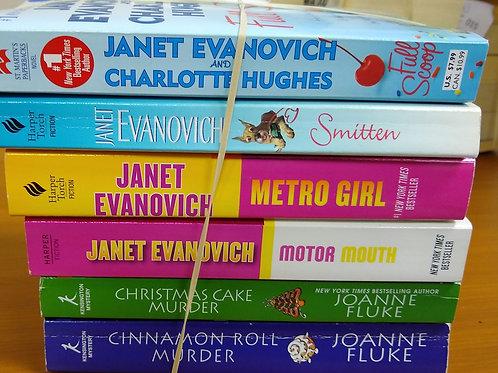 Janet Evanovich, Joanne Fluke