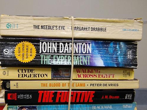 Drabble, Darnton, Edgerton, De Cries, Dillard