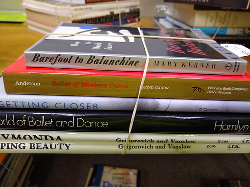 Arts ballet modern dance