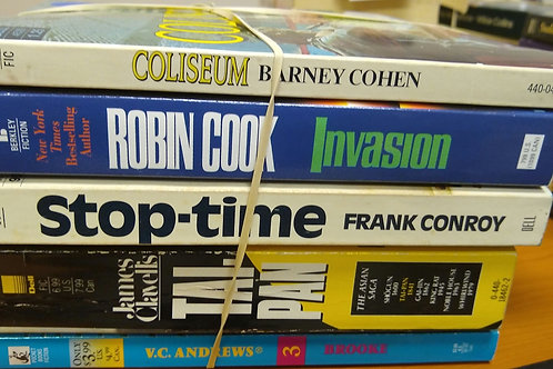 Cook, Conroy,Cohen, Clavell