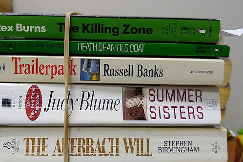 Burns, Barnard, Banks, Blume, Birmingham