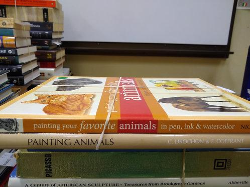 Arts painting animals