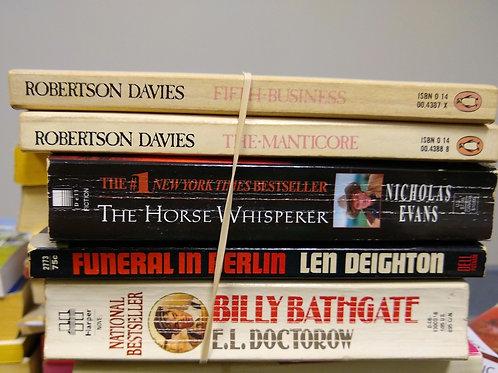 Davis, Evans, Deighton, Bathgate
