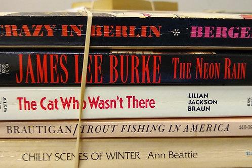 Berger, Burke,Braun, Brautigan, Beattie