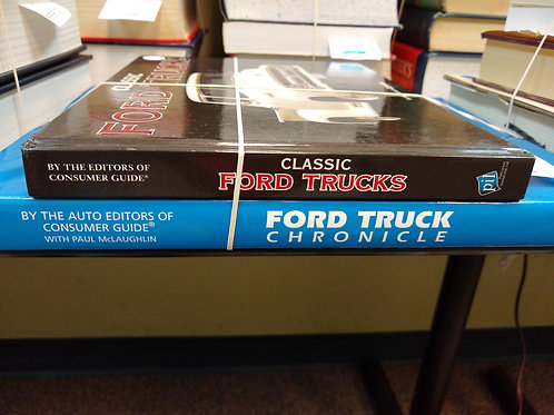 Reference ford trucks