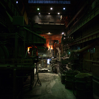 frank brill - HKM Duisburg Stahlproduktion
