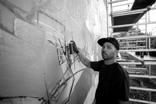 Essen Graffiti Eventfotograf Frank Brill