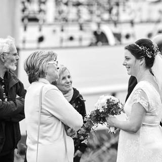 Hochzeit in Bremen während Corona