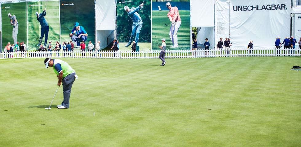 BMW International Open Golf