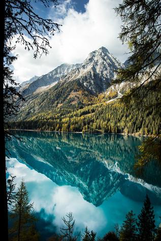Wildsee Spiegelung