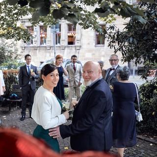 Hochzeit Duisburg Empfang