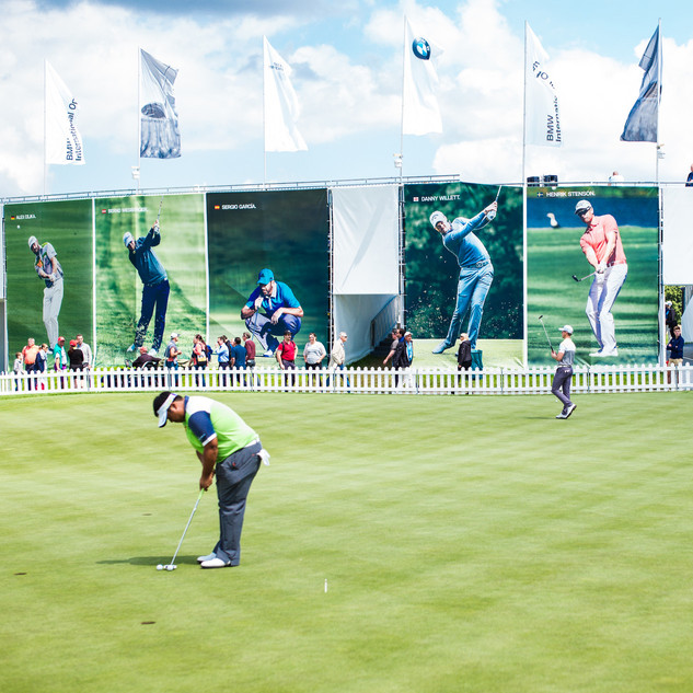 Golf BMW Open