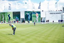 Golf BMW open