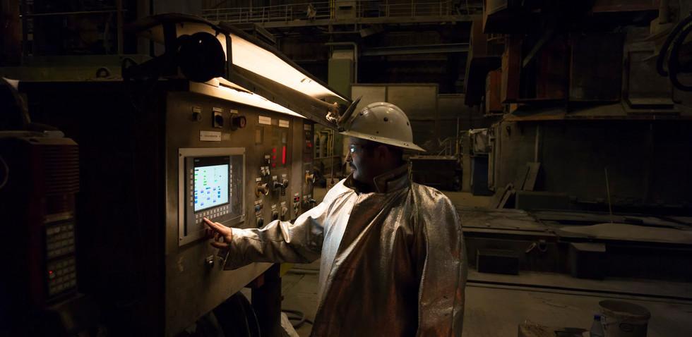 Stahlwerk HKM