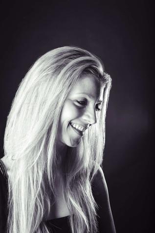 Porträtfoto Studiofotografie Porträt
