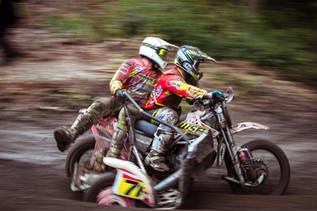Motocross Beiwagen