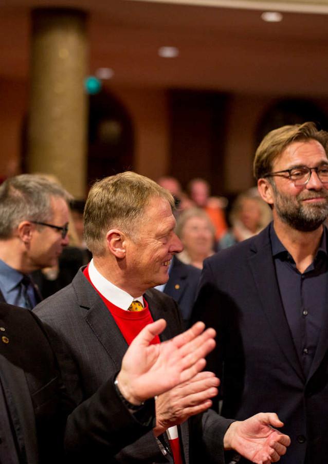 Mainzer Medien-preis für Jürgen Klopp