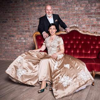 Hochzeit in Alpen und Duisburg