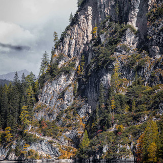 Pragser Wildsee Herbst