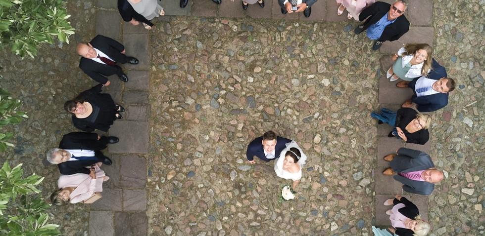 Hochzeit Bremen Drohne