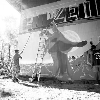 Hafendampf Graffiti Festival