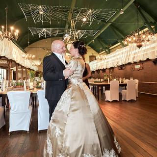 Hochzeitsfeier Alpen